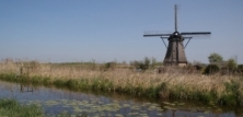 Bilferie i Holland
