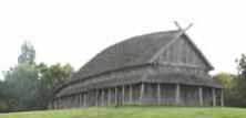 Vikingernes bygninger