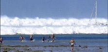 Flodbølger