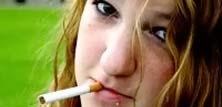 Unge og rygning